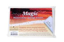 Frisk Magic Watercolour Sponge Erasers - Pack of 4 water colour sponge erasers