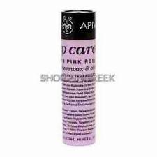 Apivita Propoline Lip Aid Care Balm,Pink Rose Shade