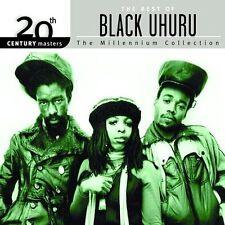 Black Uhuru - Best Of Millennium -  New Factory Sealed CD
