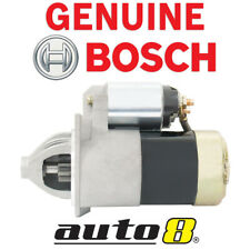 Genuine Bosch Starter Motor for Mitsubishi Canter 2.6L Petrol 4G54 1980 To 1991