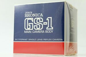 【Brand New / Sealed】 Zenza Bronica GS-1 Medium Format Camera Body Japan #307