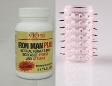 Xtra Vigor Male, Penis Enlarger Enlargement Pills. Male,Supplement,Eyaculacion B