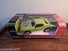 NEW IN BOX NIKKO '70 HEMI CUDA RADIO CONTROL MODEL CAR INTERNATIONAL SALE