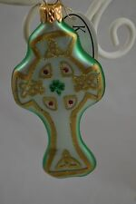 Christmas Ornament New Tags Kaleidoscope Celtic Cross