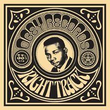 Shepard Fairey Right Track signé édition imprimée x150 Obey Giant Records