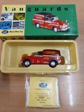 Vanguards 1:43 VA01118 Morris Minor Van Oxford Motor Services Limited Edition