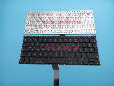 """NEW FR French Keyboard for Apple Macbook Air 13.3"""" A1369 A1466 A1405 MC965"""