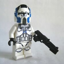 Lego CLONE PILOT HATCHET Custom Printed Minifigure -Helmet Brickarms DC-15S