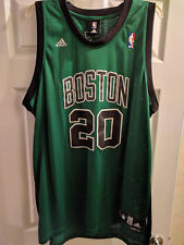 Adidas Boston Celtics Ray Allen Jersey 20 Alternate Green Black Mens XL Sewn