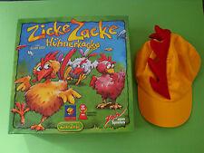 Zicke Zacke Hühnerkacke mit Mütze
