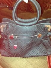 NICE Handmade/Hobo Large Black Handbag