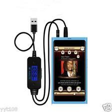3.5mm Jack Digital LCD Bluetooth Super Bass FM Transmitter USB SD MP3 Player