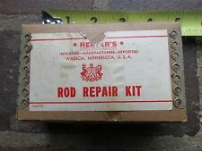 Vintage Herters Waseca Minnesota USA fishing Rod Repair Kit (lot#8361)
