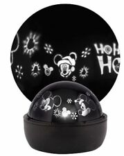 New Christmas Disney Magic Holiday Mickeys White LED Projection Batterie 0849705