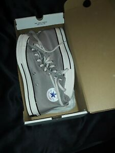 fear of gods essentials converse all stars. Size 10 Mens.  Worn Once.