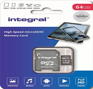 64GB Micro SD Card For SAMSUNG GALAXY A01,A11,A20,A20S,A21,A21s,A3 Mobile
