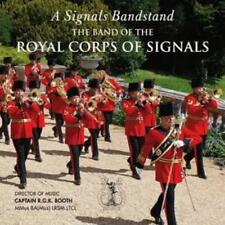 Band Of The Royal Corps Of Signals : A Signals Bandstand CD (2008) ***NEW***