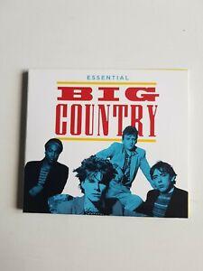 Big Country - Essential Big Country [Digipak] (3 x CD 2020)