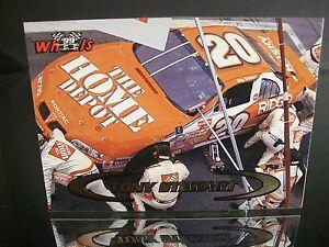 Rare Tony Stewart #20 Home Depot Wheels Rookie Year 1999 Card #68