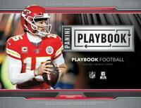 2019 Playbook Panini Orange NFL Football Parallel Trading Card Pick From List