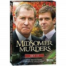 Midsomer Murders Set 17 Like New Free Shipping
