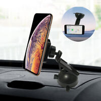 Universal 360 Magnetic Car Windscreen Dashboard Mobile Phone Holder Mount Stand