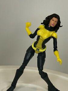 Marvel Legends Kitty Pryde Shadow Cat NO  BAF Lot Toybiz Era X-Men Avengers