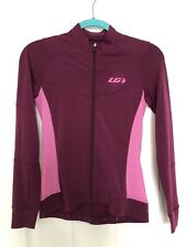 Garneau 2020 Women's Beeze Long Sleeve Cycling Jersey - XS