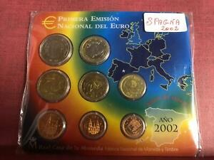 Spagna Espagne Spanien 2002 Divisionale FDC