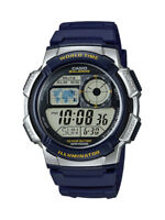 Casio Collection Uhr AE-1000W-2AVEF Digital Dunkelblau