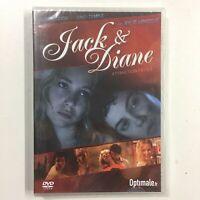 Jack & Diane Attraction Fatale Rilley Keough DVD Nuevo en Blíster c35