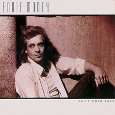 Eddie Money - Can't Hold Back [New CD] Jewel Case Packaging