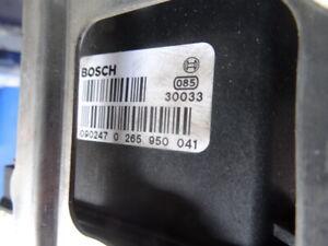 Porsche 911 996 3.6l 320 PS Bosch Hydraulikblock + ABS Steuergerät 99635575562
