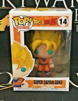 Super Saiyan Goku - 14 Dragon Ball Z DBZ (Funko POP!) Vinyl Figure