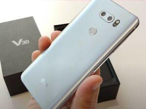 LG V30 64GB 4G-LTE Unlocked Global CDMA+GSM T-Mobile AT&T Verizon Prepaid w/Box