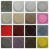15/0 Seed Beads Preciosa Seed Beads Embroidery Craft Jewelry Making Beads