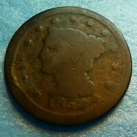 1852 Large Cent   #52LC CULL