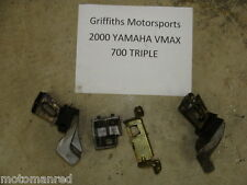 99 00 YAMAHA VMAX 700 SXR? SRX? 01? 98? V-MAX ENGINE MOTOR MOUNTS BRACKETS MOUNT