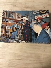 50 Nos Ernest Tubb Record Shop Postcards. Never Used Old Stock Postcards