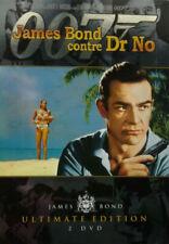 COFFRET COLLECTOR ULTIMATE 2 DVD JAMES BOND CONTRE DR NO - SEAN CONNERY - 1962