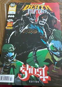 DC Marvel / Batman Death Metal - GHOST B.C. German Edition *new* & now sold Out
