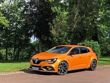 Peintures carrosserie: Orange Tonic nacré EQC Renault Sport RS (fond + candy)