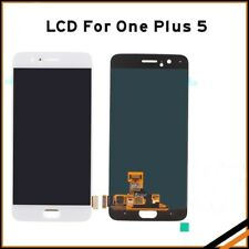 OEM For One Plus 5  A 5000 Display LCD Repair Complete Touch Screen  white