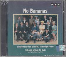 No Bananas TV Soundtrack CD BBC John Altman Big Band NEW FASTPOST