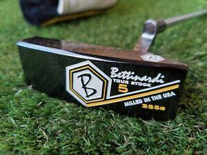 """Bettinardi Tour Stock 5 355g Blade Putter w/Headcover (33"""")"""