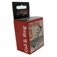 Magic Trick Coil and Ring From Royal Magic