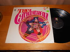 Candymen 60s 70s ROCK PSYCH LP Self-titled STEREO USA ISSUE