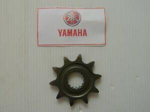 YAMAHA & SCORPA TYZ250 TRIALS FRONT SPROCKET 10t