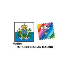 FOGLI MARINI King SAN MARINO 1959 -1989 - 6 € x annata