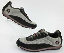 Timberland Womens Outdoor Performance Hiking Shoes Brown Tan Pink Sz 11M